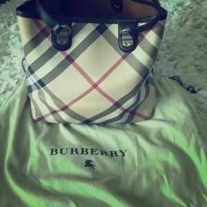 Burberry Bucket Tote